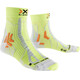 X-Socks Trail Run Energy Socks Men Green Lime/Pearl grey